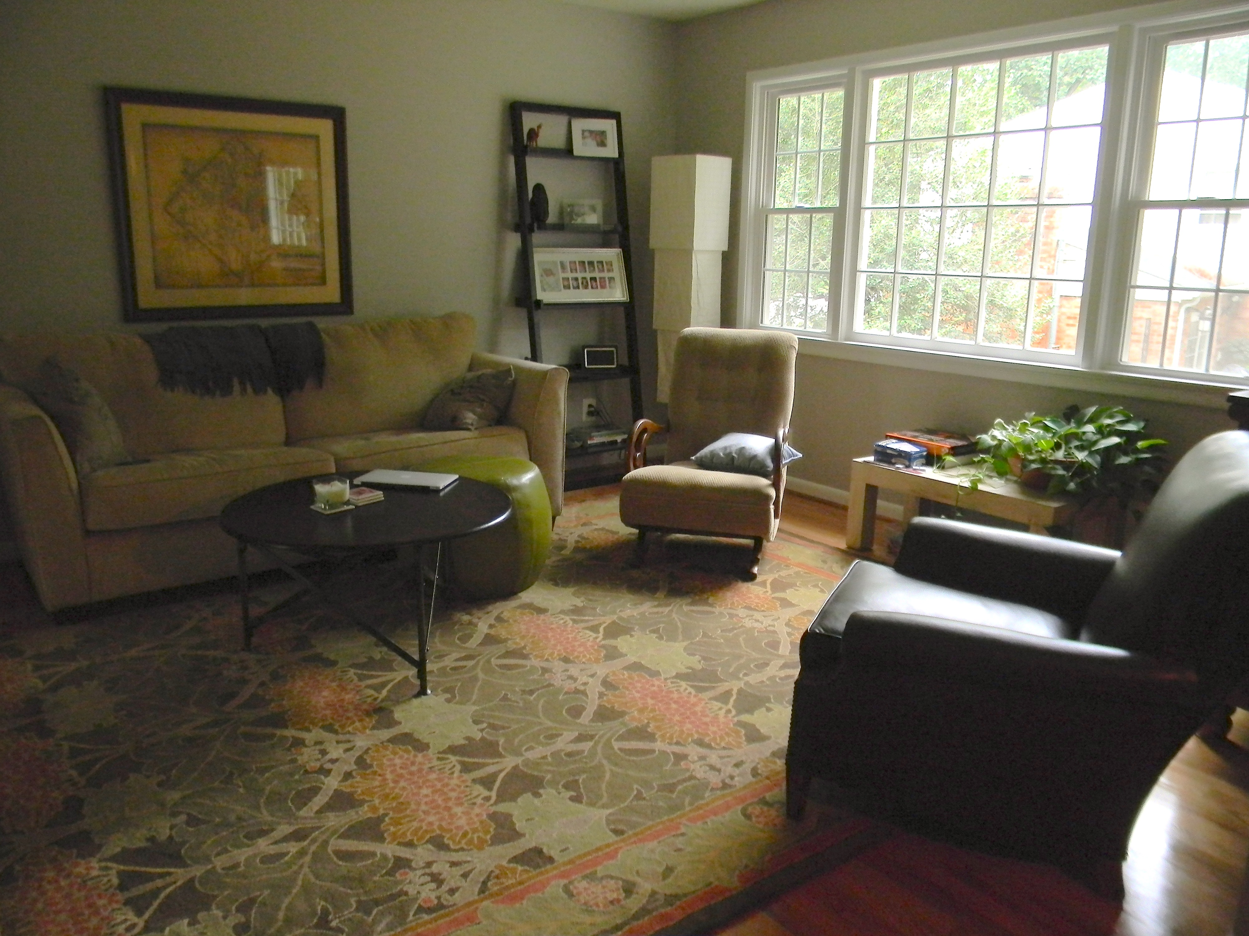 Pottery Barn Cecil Rug All Three Of Us